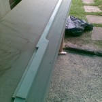 Full length rear bottom rail