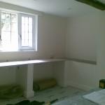 Main existing slate worktop