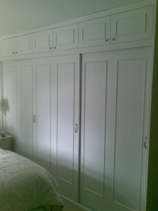 Built in Fitted Wardrobe, Woking, Surrey